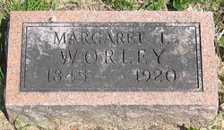 Margaret L. <I>Harmon</I> Worley