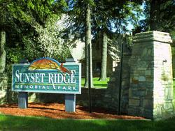 Sunset Ridge Memorial Park