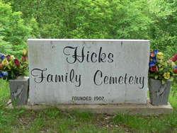 Hicks Family Cemetery #1