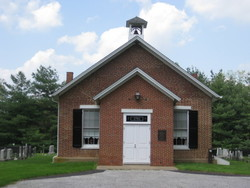 Sater's Baptist Historical Church Cemetery