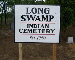 Long Swamp Indian Cemetery
