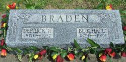 Bertha L. <I>Ferree</I> Braden
