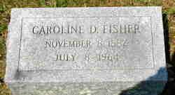 Caroline D. Fisher