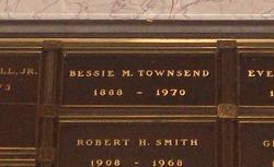 Bessie Melvina <I>Wright</I> Townsend