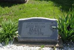 David William Bailey