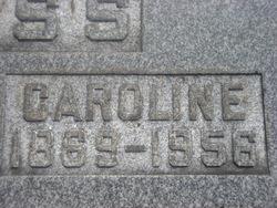 Caroline Johanna Friedrick Wilhelmine <I>Wolter</I> Voss
