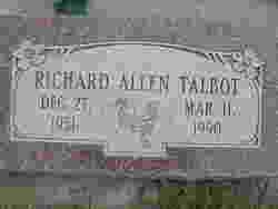 Richard Allen Talbot