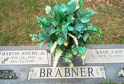 Anne <I>Cain</I> Brabner
