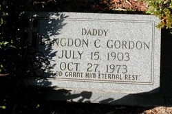 Langdon Cormelius Gordon