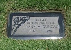 Frank Milton Duncan