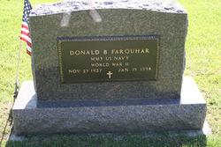 Donald Billy Farquhar