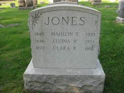 Elvina R <I>Rosenberger</I> Jones
