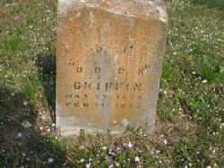 "David Jefferson ""Dock"" Griffin"