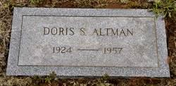 Doris S. Altman