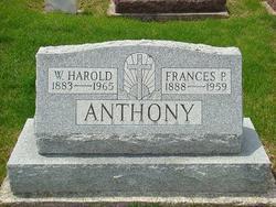 William Harold Anthony