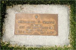 Pvt Benjamin Franklin Chavis