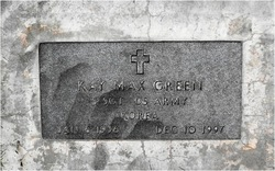 """Kay Max """"Kay"""" Green"""