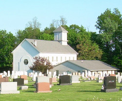 Saint Peters Union Church Cemetery
