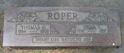 Erma Inez <I>Roseberry</I> Roper