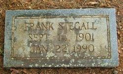 """Raymond Franklin """"Frank"""" Stegall"""