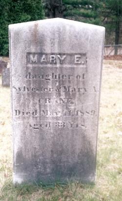 Mary E. Crane