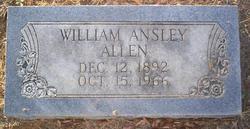 William Ansley Allen