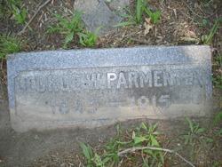George Westlake Parmenter