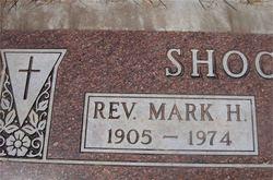 Rev Mark Henry Shockey, Sr