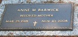 Anne Elizabeth <I>McDougal</I> Barwick