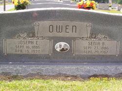 Joseph Earnest Owen