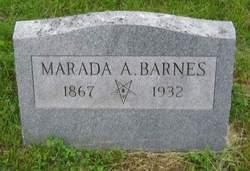 Marada A <I>Lister</I> Barnes