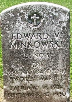 Edward V Minkowski