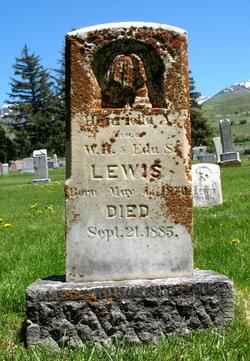 Henrietta A. Lewis