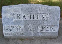Donna <I>Bestul</I> Kahler