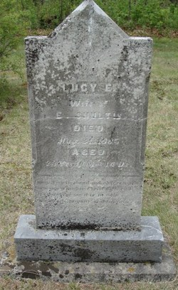 Lucy Elizabeth <I>Smith</I> Shultis