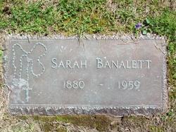 Sarah Banalett