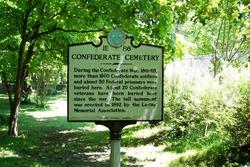 Bethel Confederate Cemetery