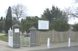 Geelong Western Public Cemetery