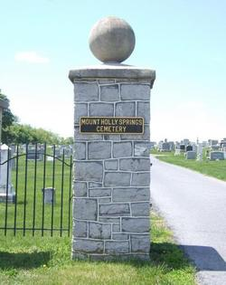 Mount Holly Springs Cemetery
