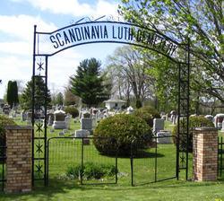 Scandinavia Cemetery