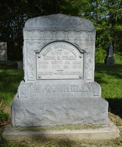 Mary <I>McConnell</I> Fonda