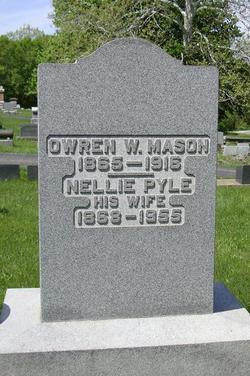 "Owren W ""Ora"" Mason"