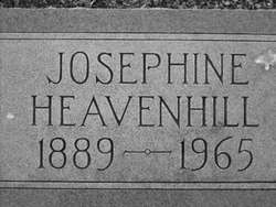 Josephine Heavenhill