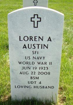 Loren A Austin