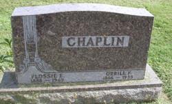 Orrill Finley Chaplin