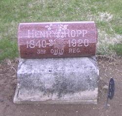 Henry Ropp