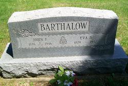 Eva B. <I>Schwyhart</I> Barthalow