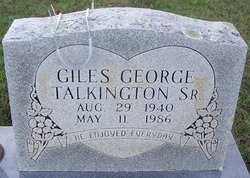 Giles George Talkington, Sr
