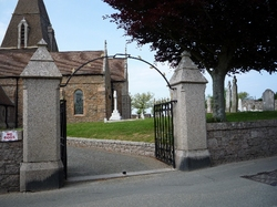 Saint Ouen's Churchyard