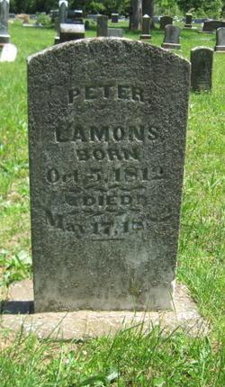 Peter Jackson Lamons (1812-1882) - Find A Grave Memorial